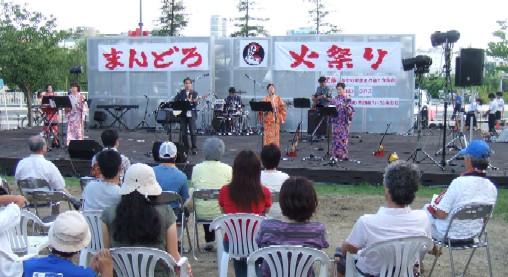 火祭り2コンサート.JPG