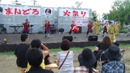 火祭り4コンサート.JPG